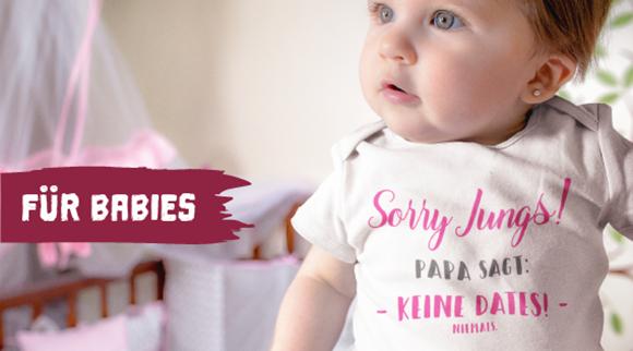 Bodies für Babys