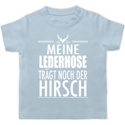 Shirtracer S/ü/ßes Lausbua REH Oktoberfest /& Wiesn Baby Baby T-Shirt Kurzarm
