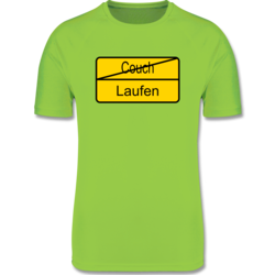 Herren Laufshirt Fruit of the Loom