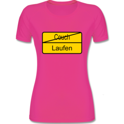 Damen Laufshirt Fruit of the Loom