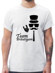 Junggesellenabschied T Shirt Jga Motive Shirtracer
