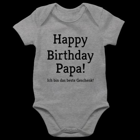 Happy Birthday Papa Ich Bin Das Beste Geschenk Tshirt Turnbeutel