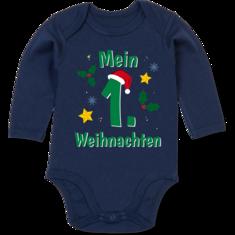 Weihnachten Baby Partnerlook Elf Baby Baby Body Langarm