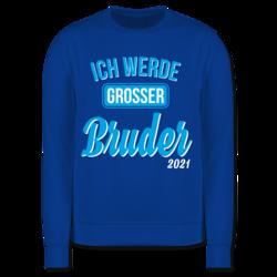 Shirtracer Gro/ßer Brudersaurus Kinder Pullover Geschwister Bruder