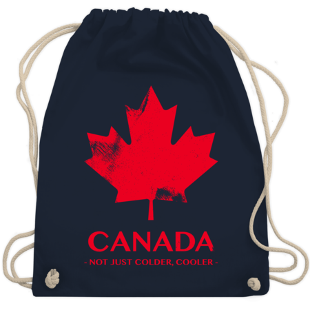 Canada Vintage Not just colder cooler