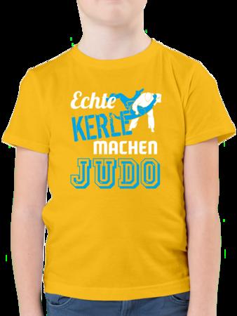 Echte Kerle Machen Judo T Shirt Rucksack Shirtracer