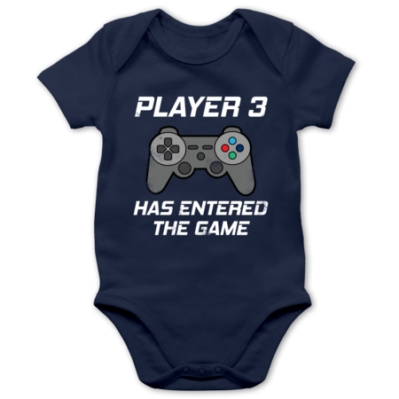 Player 3 has entered the game Controller grau